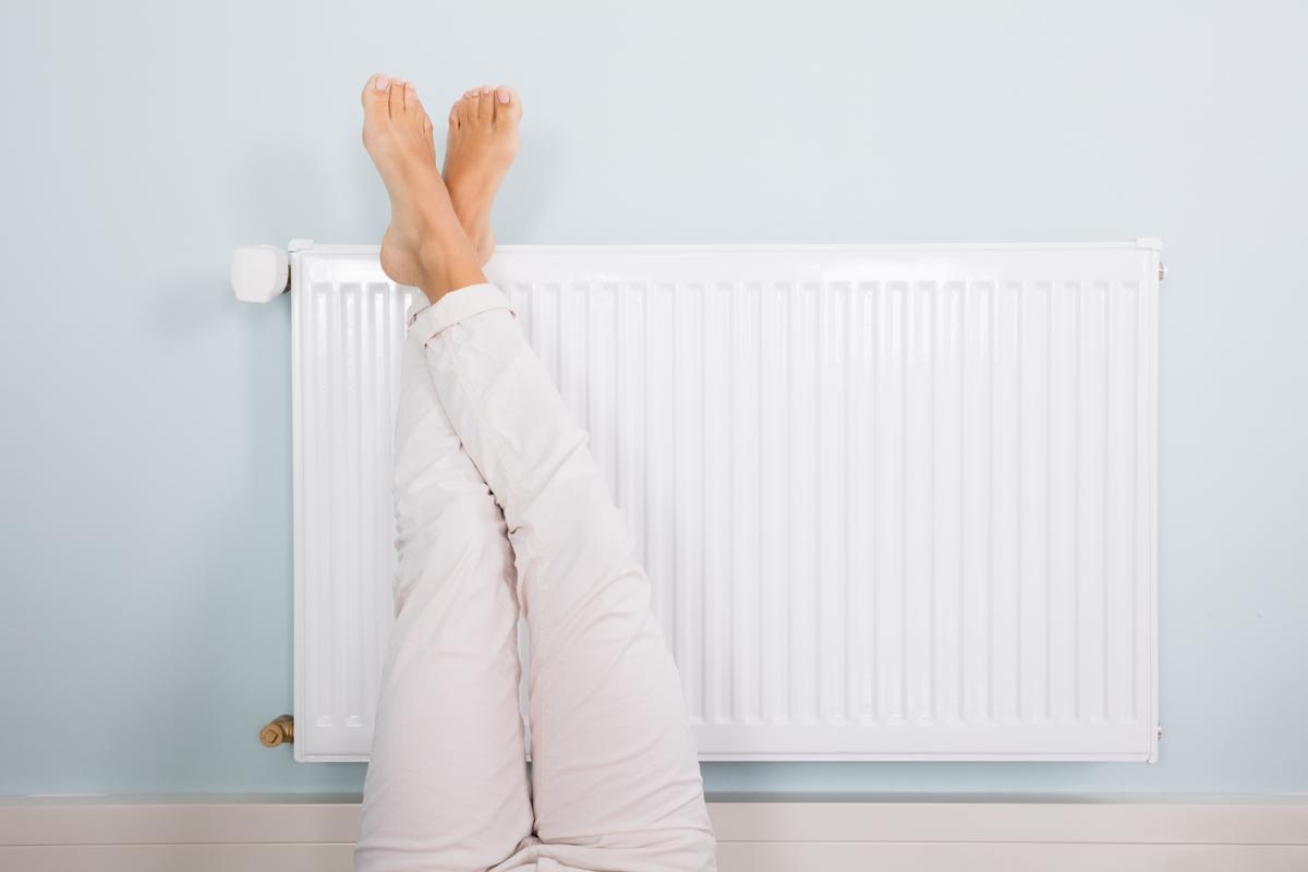 cómo encender la calefacción