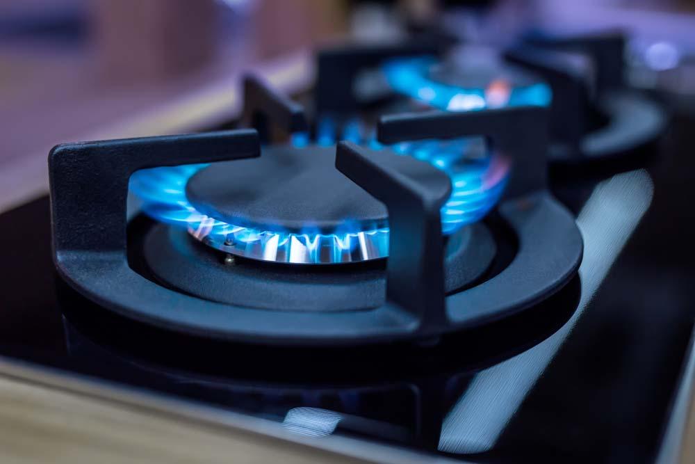 El gas natural se obtiene del subsuelo a través de bombas de extracción
