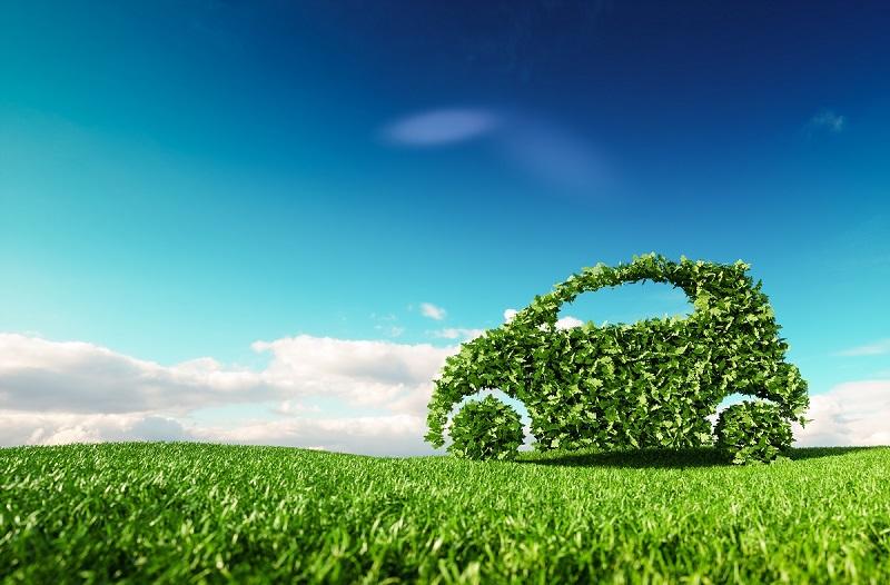 coche ecológico a gas natural