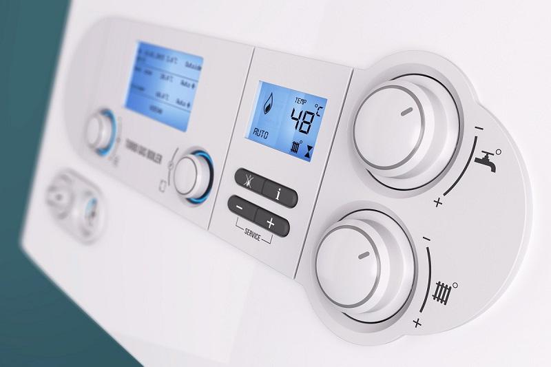 temperatura caldera condensación de gas natural
