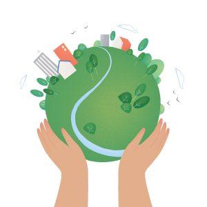 Con gas natural proteges el medio ambiente