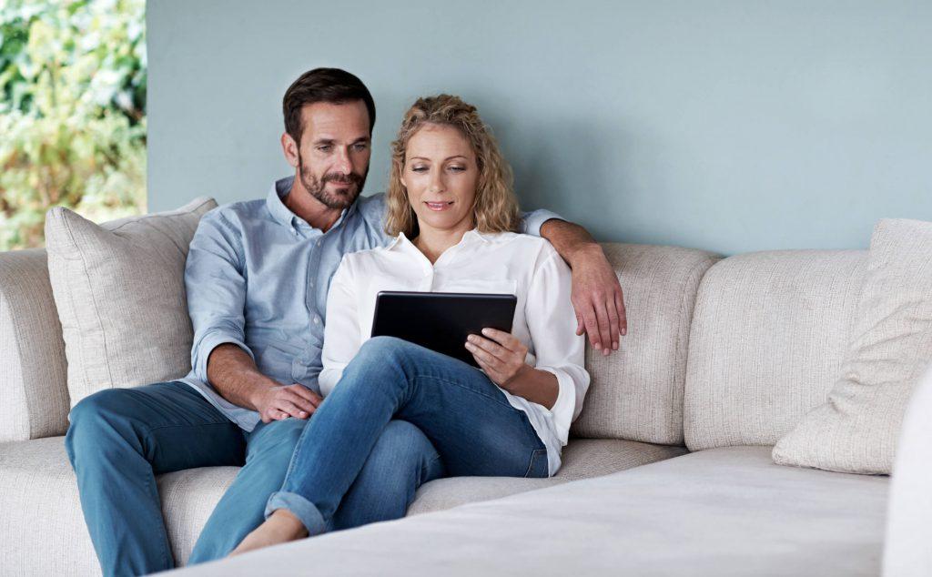 Energy savings in the home