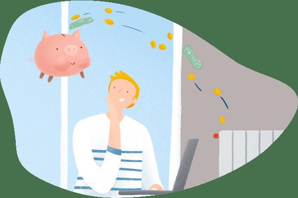 Ahorro con gas natural