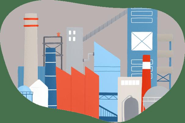industria gas natural