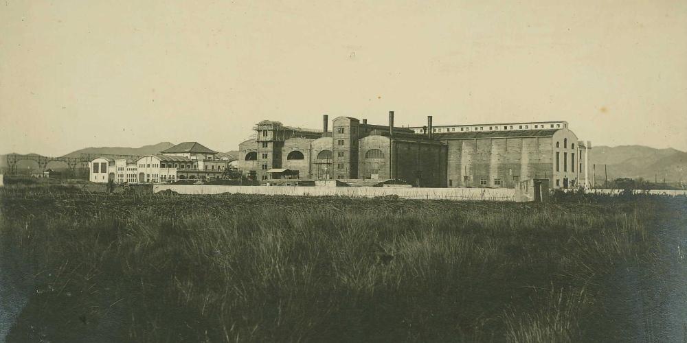 Historia del gas natural