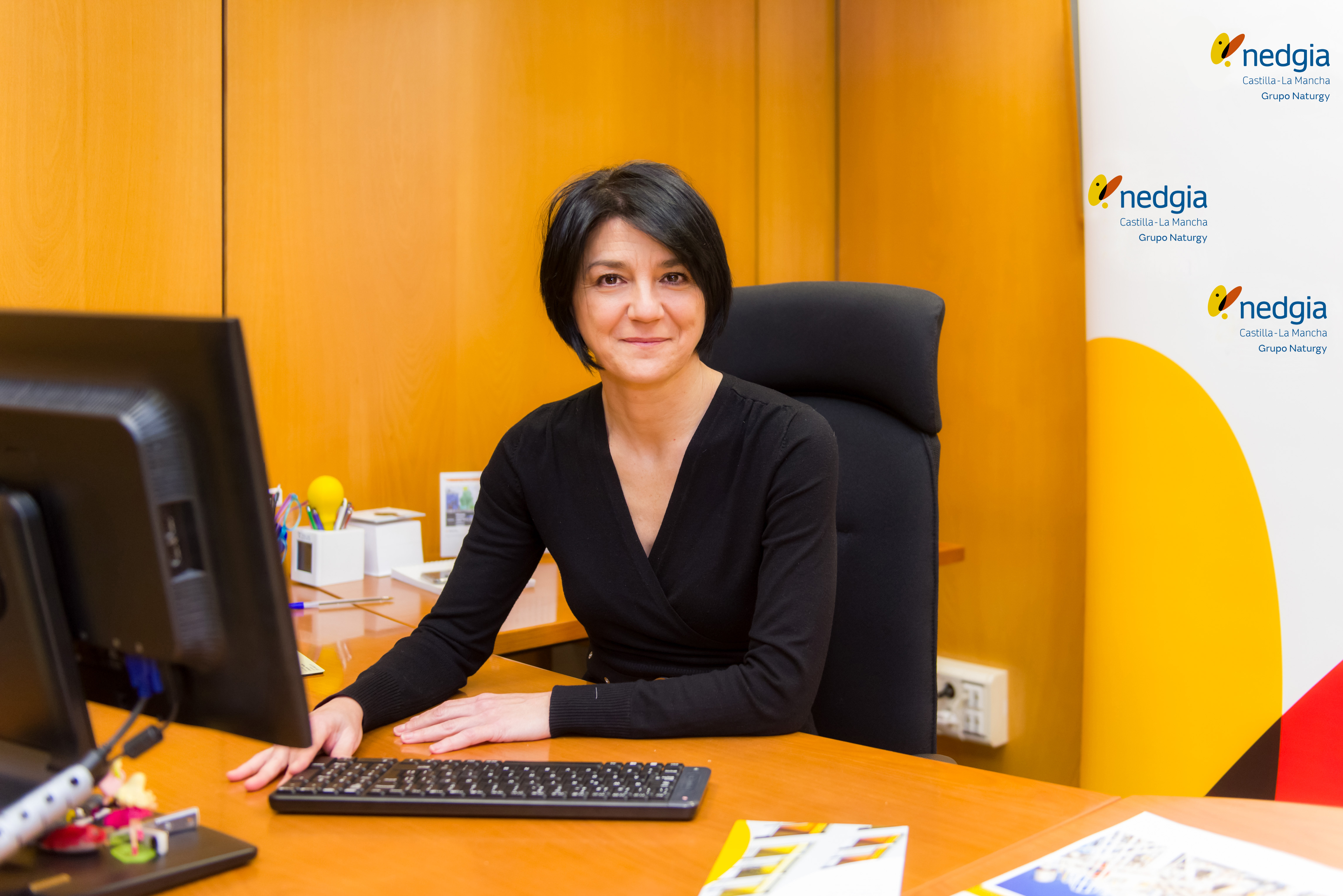 Raquel Vallejo, directora NEDGIA Castilla La Mancha