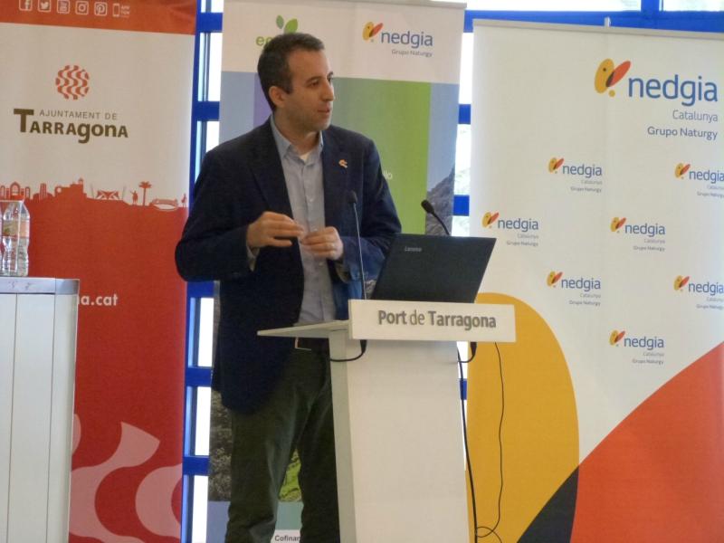 Ignacio Cabané, NEDGIA Catalunya