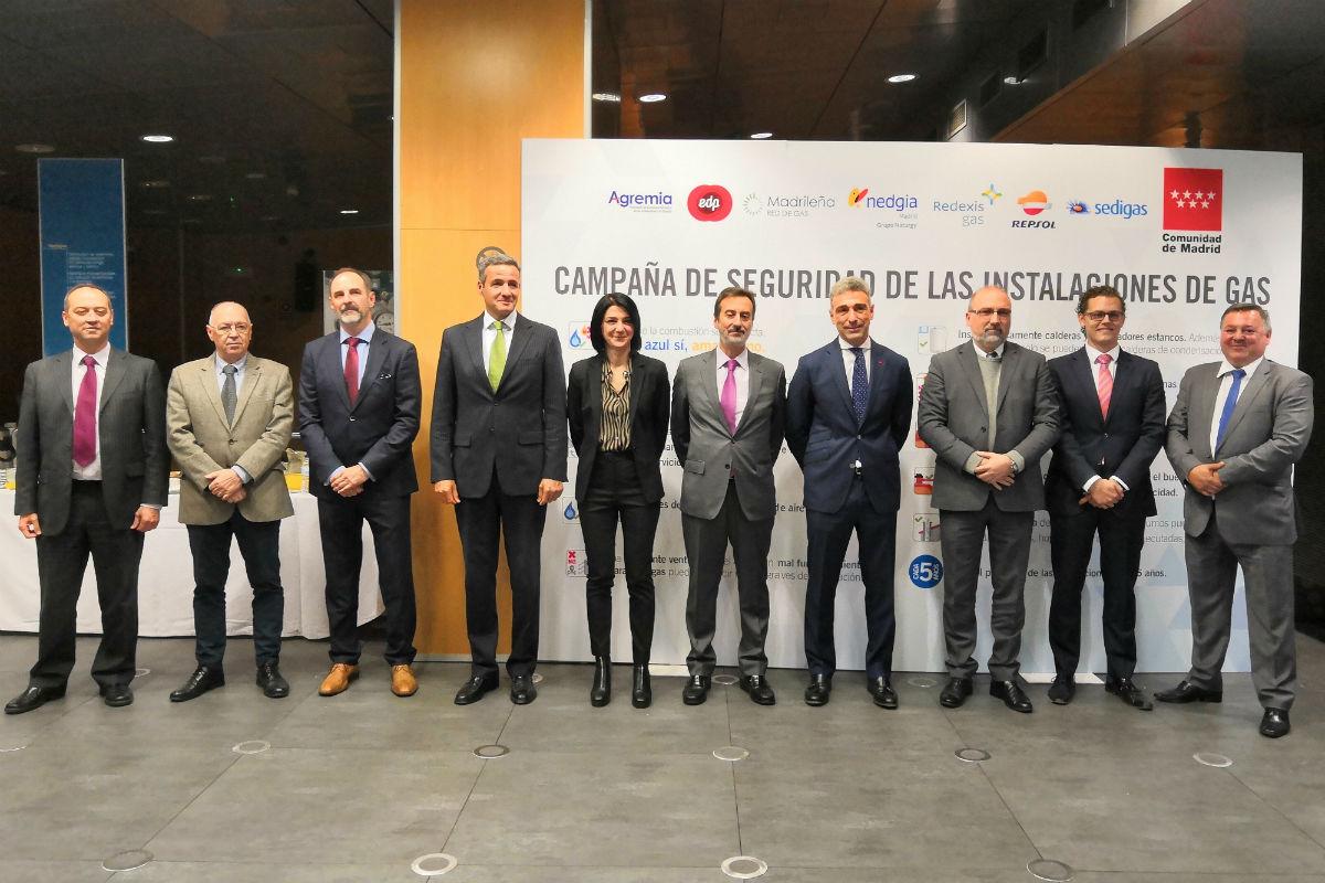 NEDGIA Madrid participa, un año más, en la campaña de seguridad de instalaciones de gas de la Comunidad de Madrid