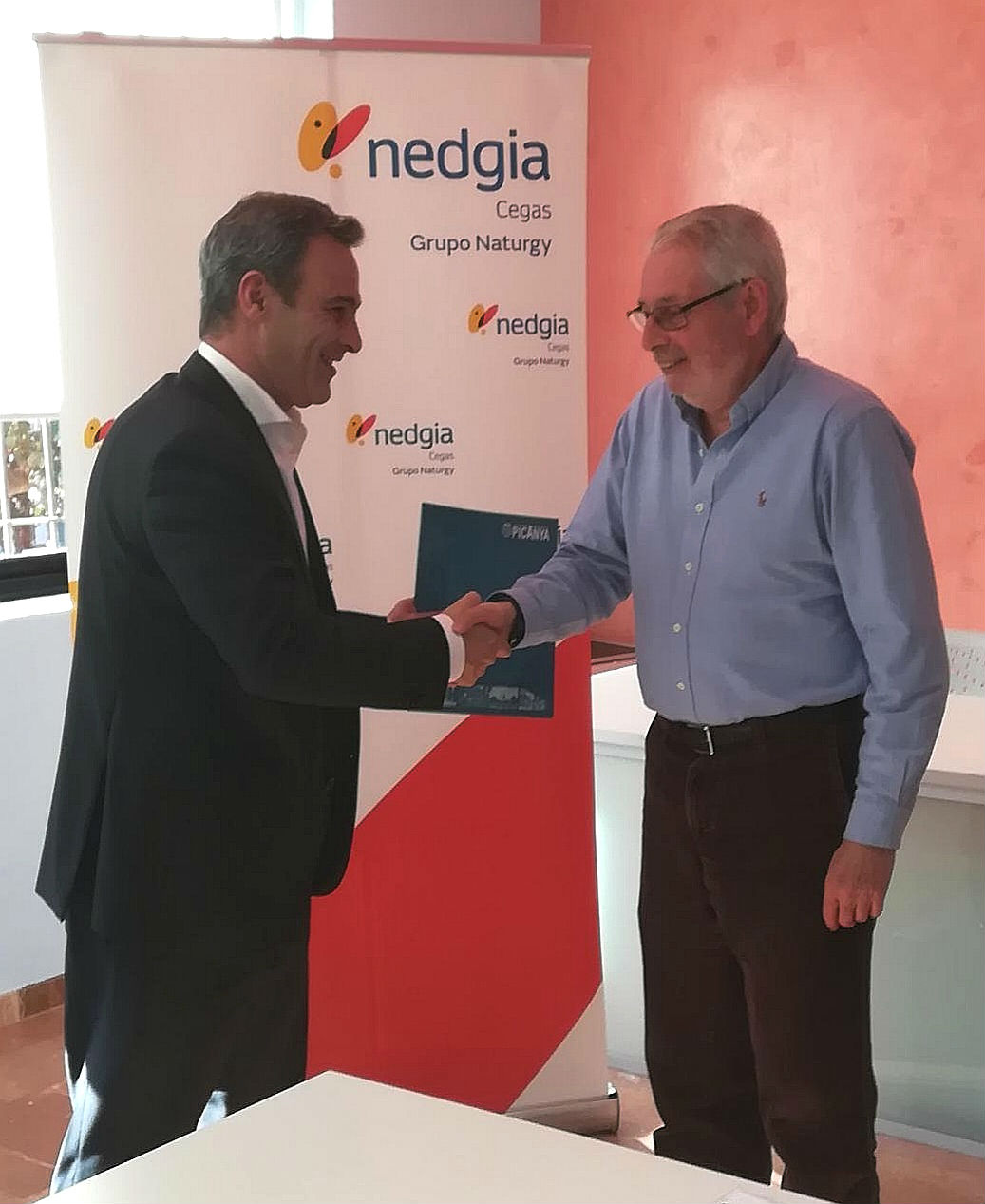 NEDGIA Cegas speeds up natural gas supply in Picanya