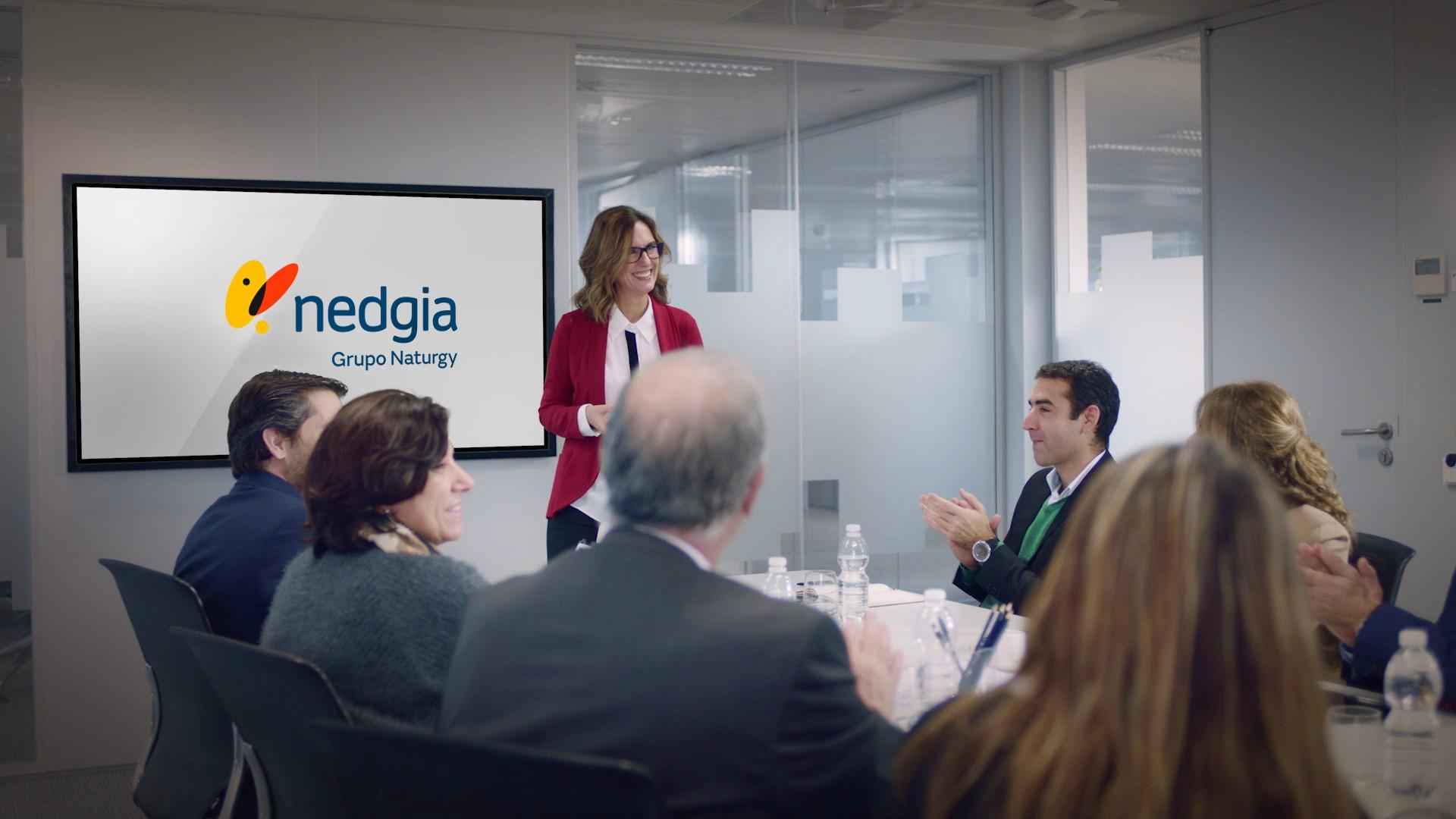 reunión de trabajo Nedgia