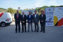 Inauguración gasinera en Badalona