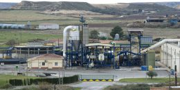 Alcarràs slurry plant Photo: EFE