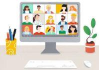 ilustración videoconferencia Nedgia