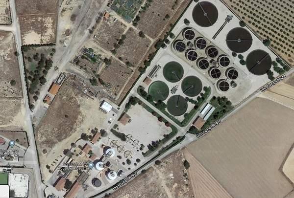 EDAR Albacete, inxección de biometano á rede de gas natural