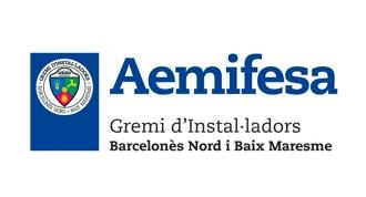Logo gremi d'instal·ladors de Barcelona Nord i Baix Maresme