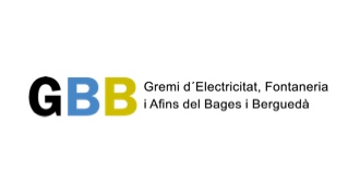 Logo gremi d'electricitar, fontaneria i afins del Bages i Berguedà