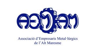 Logo associació d'empresaris metal·lurgics de l'Alt Maresme