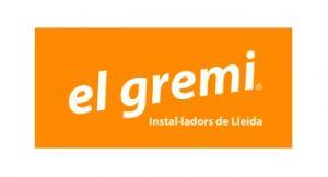 Logo gremi d'instal·ladors de Lleida