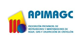 Logo Asociación de instaladores y mantenedores de agua, gas y calefacción de Castellón