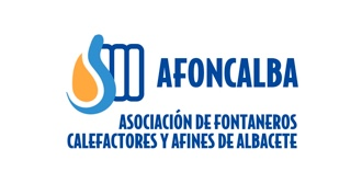 Logo Asociación de fontaneros, calefactores y afines de Albacete