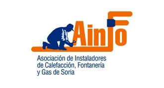 Logo asociación de instaladores de calefacción, fontanería y gas de Soria