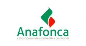 Logo Asociación navarra de fontanería y calefacción