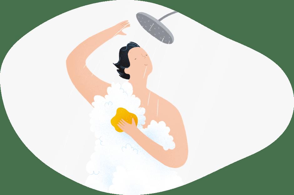 Ventajas de las duchas con agua caliente con gas natural