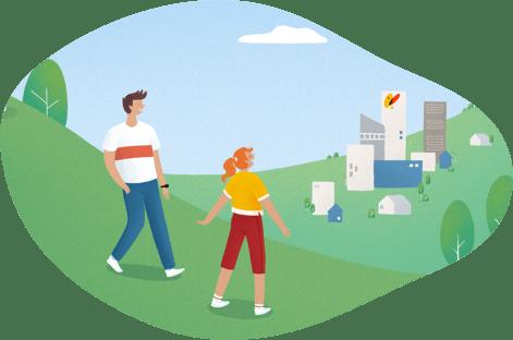 Gas natural energía limpia y sostenible