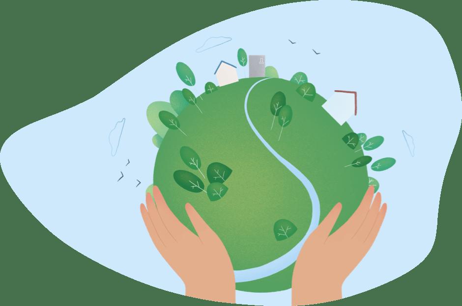Medio ambiente gas natural