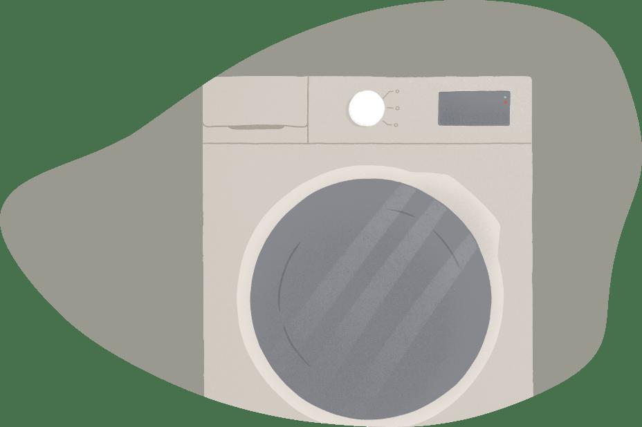 secadora con gas natural