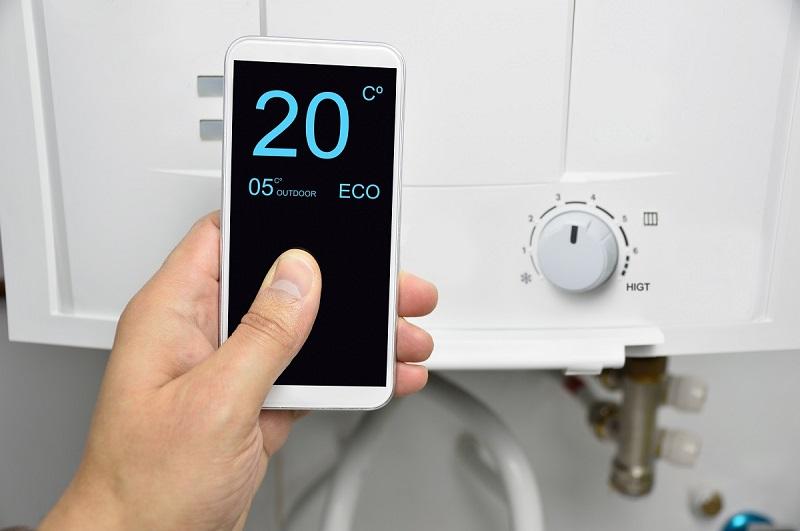 Controla la temperatura de tu hogar con el termostato para calefacción de gas natural con WiFi. ¡Descubre todos sus tipos!