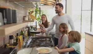 ¿Cómo cambiar mi cocina a gas natural?